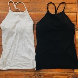 Bundle of 2 lululemon Sun Setter tank